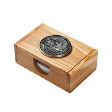 Load image into Gallery viewer, Olive Wood Business Card Holders