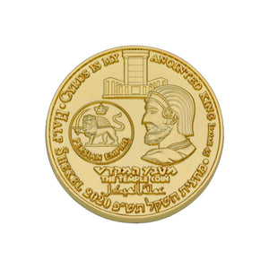 Donald Trump & Bibi Netanyahu Commemorative Coin