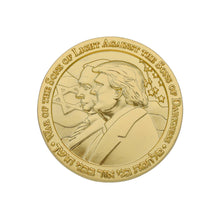 Load image into Gallery viewer, Donald Trump & Bibi Netanyahu Commemorative Coin