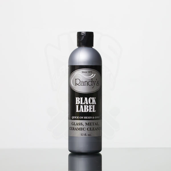 Randy's Black Label Glass Cleaner (12oz.)