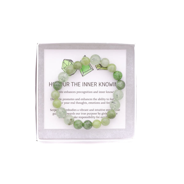 Honour the Inner Knowing - onethree gems Bracelet