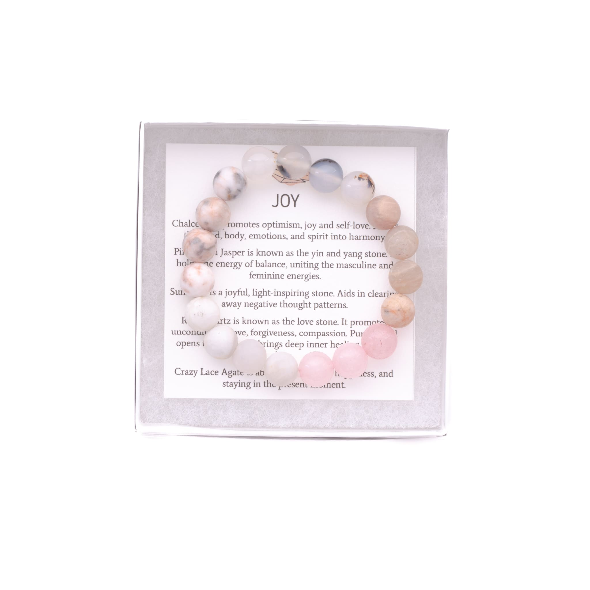 Joy - onethree gems Bracelet