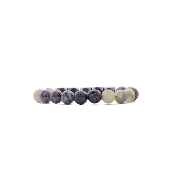 New Moon - onethree gems Bracelet