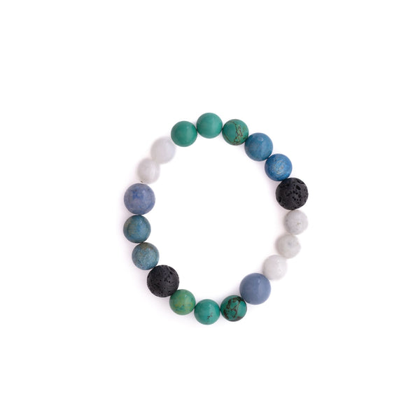 Take me to the Ocean - onethree gems Bracelet