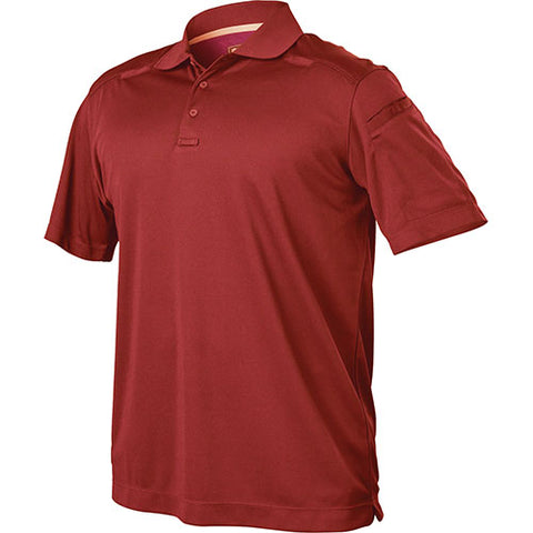 BLACKHAWK! RANGE POLO-RED