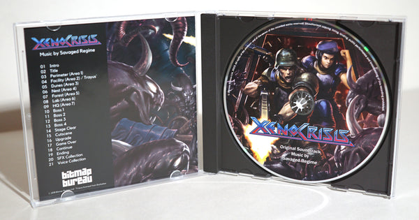 Xeno Crisis - Original Sound Track - CD