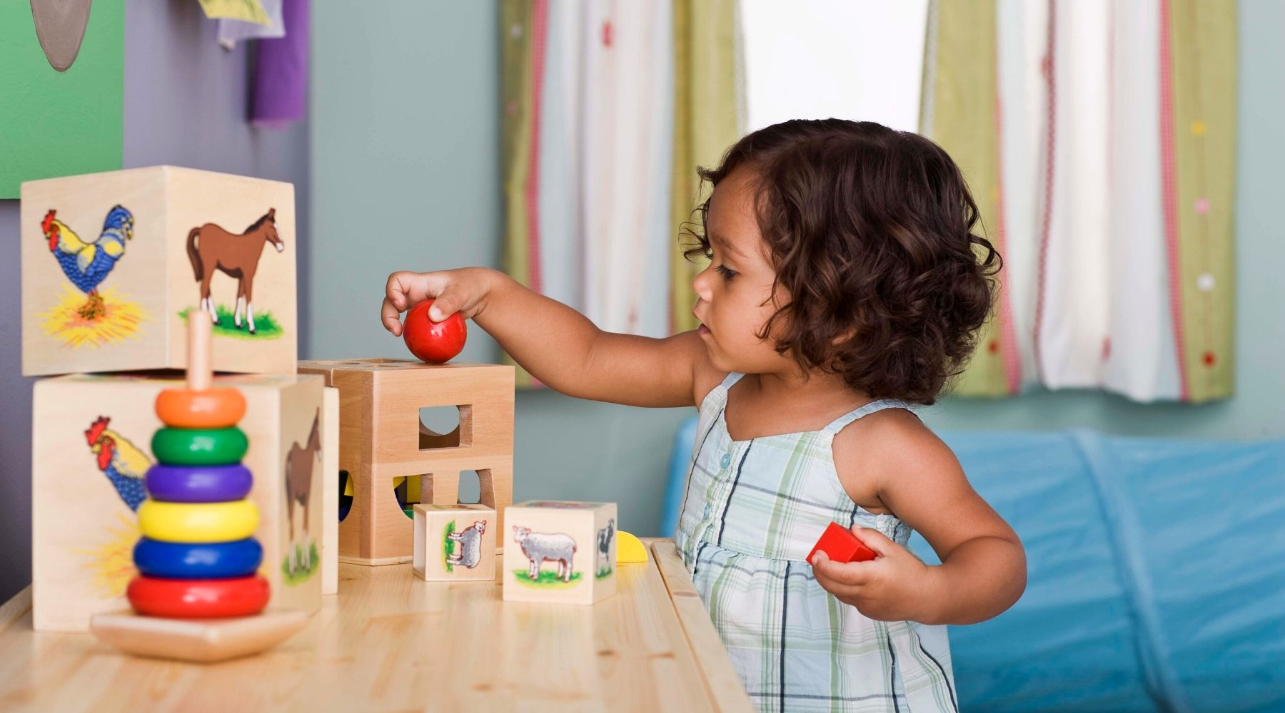 Educational Chores for Toddlers by Age