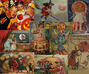 Everyday Is Halloween Antique Postcards For Sale