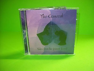 The Convent ‎Tales From The Frozen Forest CD Alternative Post-Punk New Wave Mark Burgess Chameleons - Post Punk Records