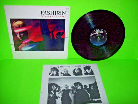 Fashion Twilight Of Idols Vinyl LP Record 1984 Synth-Pop Electronica Near Mint Promo - Post Punk Records