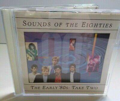 Sounds Of The Eighties Early 80s Take Two CD Album The Fixx Go-Go's Culture Club - Post Punk Records