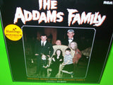 The Addams Family Original Music From TV Show Vinyl LP Record Halloween BROWN - Post Punk Records