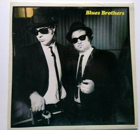 Blues Brothers Briefcase Full Of Blues Vinyl LP Record Album Soul Man 1st Ed '78