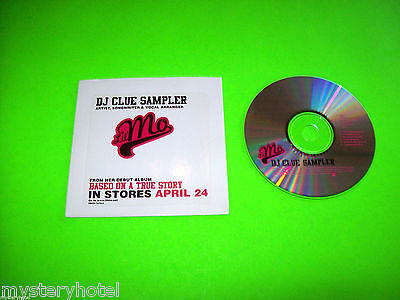 LIL MO DJ CLUE SAMPLER PROMO CD IN PROMO DIGI COVER 7 TRACKS FROM TRUE STORY - Post Punk Records