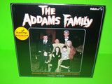 The Addams Family Original Music From TV Show Vinyl LP Record Halloween BROWN