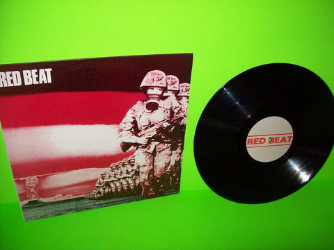 "Red Beat Machines In Motion 12"" Vinyl EP Record 1979 Post-Punk New Wave Killing Joke - Post Punk Records"