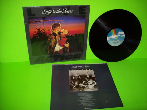 Sniff 'n' The Tears Love Action Vinyl LP Record 1981 Pop Rock That Final Love - Post Punk Records