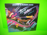Bootsy's Rubber Band This Boot Is Made For Fonk'n Sealed Vinyl LP Record 1979 - Post Punk Records