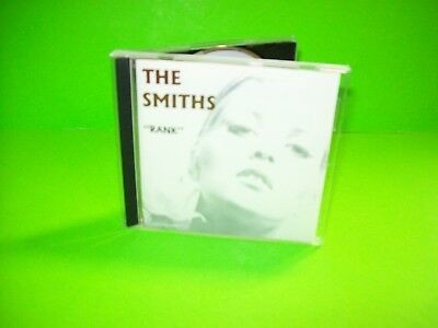 The SMITHS Rank CD Album Post-Punk New Wave MORRISSEY Live Ask Panic Still ill - Post Punk Records