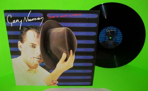 "Gary Numan She's Got Claws 1983 UK Vinyl 12"" EP Record Synth-Pop New Wave NM"