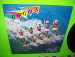 Go Go's Vacation 1982 Vinyl LP Record New Wave Pop Rock EX Great Summer Music - Post Punk Records
