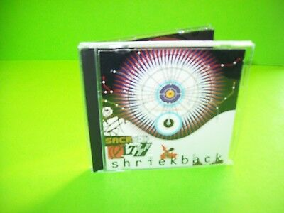 Shriekback Sacred City CD Electronica Funk Soul Synth-Pop 1992 New Plastic Case - Post Punk Records
