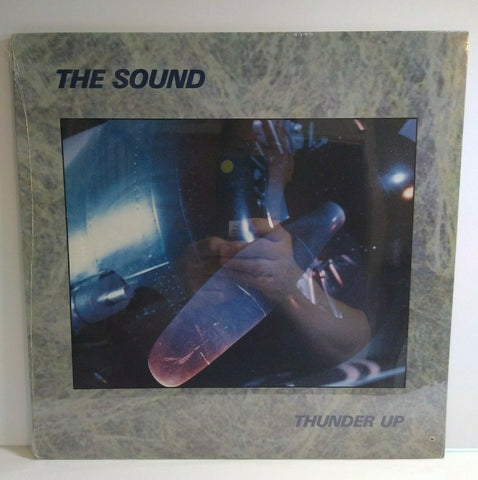 The Sound Thunder Up Vinyl LP Record SEALED Canada 1987 Adrian Borland Post-Punk - Post Punk Records