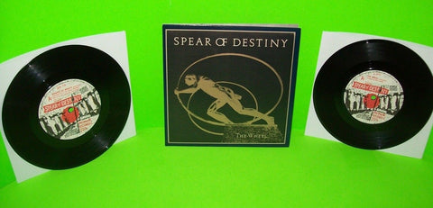 "Spear Of Destiny The Wheel UK Double Pack 7"" Vinyl Record Set NM 1983 Post-Punk - Post Punk Records"