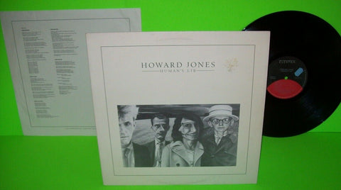 Howard Jones Human's Lib Vinyl LP Record Album Synth-Pop New Song What Is Love - Post Punk Records