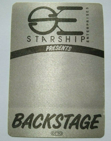 Star Trek Starship Enterprise Event Backstage Pass Original '80s Convention Gift - Post Punk Records