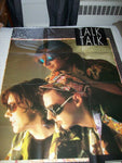 Talk Talk It's My Life Mix Vinyl LP Record Album Synth-Pop New Wave + BIG POSTER - Post Punk Records