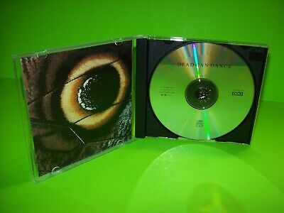 Dead Can Dance The Serpent's Egg CD Album WITH WRONG ARTWORK See notes 4 AD - Post Punk Records