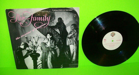 "The Family The Screams Of Passion Vinyl 12"" Record Promo 1985 Funk Soul Prince - Post Punk Records"