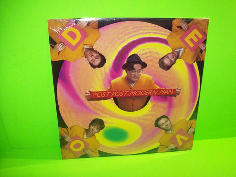 "Devo Post Post-Modern Man SEALED Vinyl 12"" EP 7 Mixes New Wave Synth-Pop 1990 - Post Punk Records"