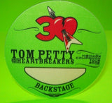 Tom Petty And The Heartbreakers Backstage Concert Pass Original Rock Music 2006