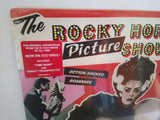 The Rocky Horror Picture Show RED Color Vinyl LP Record Horror Halloween Glam