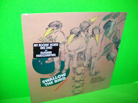 Swallow The Bird ‎Swallow The Bird SEALED Vinyl LP Record Rock 1987 Scorpio - Post Punk Records