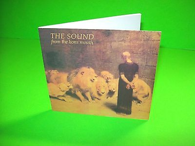 The SOUND From The Lions Mouth Renascent ‎CD Adrian Borland Post-Punk New Wave - Post Punk Records