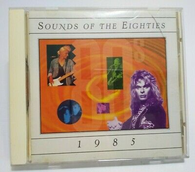 Sounds Of The Eighties 1985 CD Album a-ha Starship Tears For Fears Frankie ZZTop - Post Punk Records