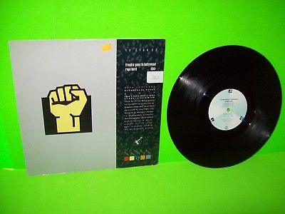 "FRANKIE Goes To Hollywood Rage Hard Vinyl 12"" EP Record 1986 Synth-Pop NEW WAVE - Post Punk Records"