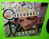 "Icehouse Fresco Vinyl 12"" EP Record Pop New Wave Synth-Pop 1983 Hey Little Girl - Post Punk Records"