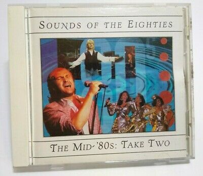 Sounds Of The Eighties Mid '80 Take Two CD Album Dead Or Alive You Spin New Wave - Post Punk Records