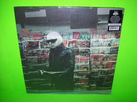 Drab Majesty Modern Mirror Double LP Record New Wave Synth-Pop Coke Green Vinyl - Post Punk Records
