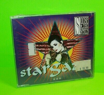 Siouxsie & The Banshees Stargazer CD EP 4 Tracks Post-Punk Goth Rock SEALED 1995 - Post Punk Records