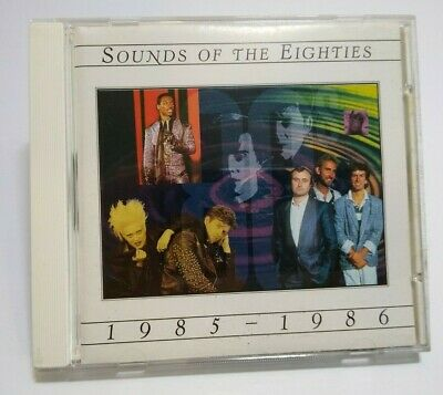 Sounds Of The Eighties 1985 - 1986 CD Album Tears For Fears Scritti Politti - Post Punk Records