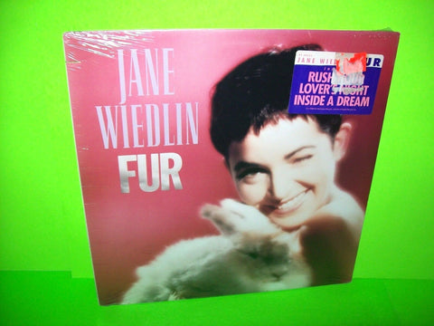 Jane Wiedlin Fur Vinyl LP Record Album SEALED Pop Rock Synth-Pop Go Go's Hype