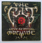 "The Cult Love Removal Machine Vinyl 12"" EP Record Promo Hard Rock Post-Punk NM"