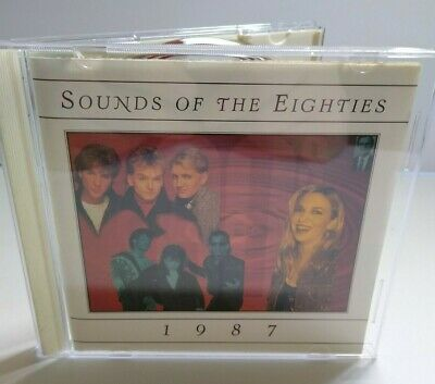 Sounds Of The Eighties 1987 CD Album Whitesnake Starship Cutting Crew Fleetwood - Post Punk Records