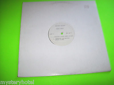 "THIRD WORLD COMMITTED + 3 WHITE LABEL TEST PRESSING 12"" VINTAGE VINYL MERCURY"