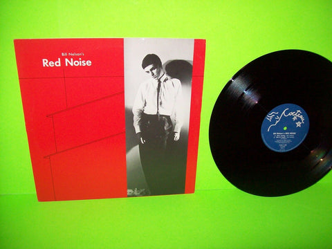 "Bill Nelson's Red Noise 12"" EP Vinyl Record Synth-Pop New Wave Be Bop Deluxe - Post Punk Records"